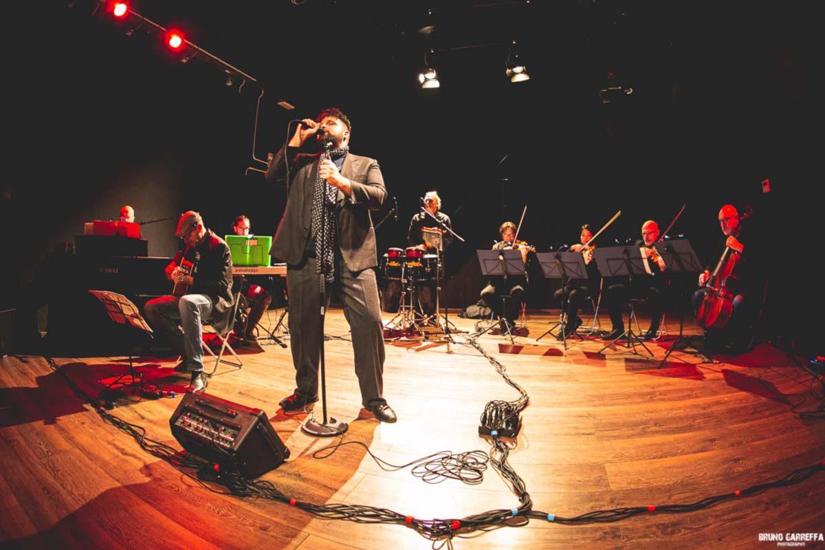 Giuda Nicolosi e la Reverie Acoustic Band
