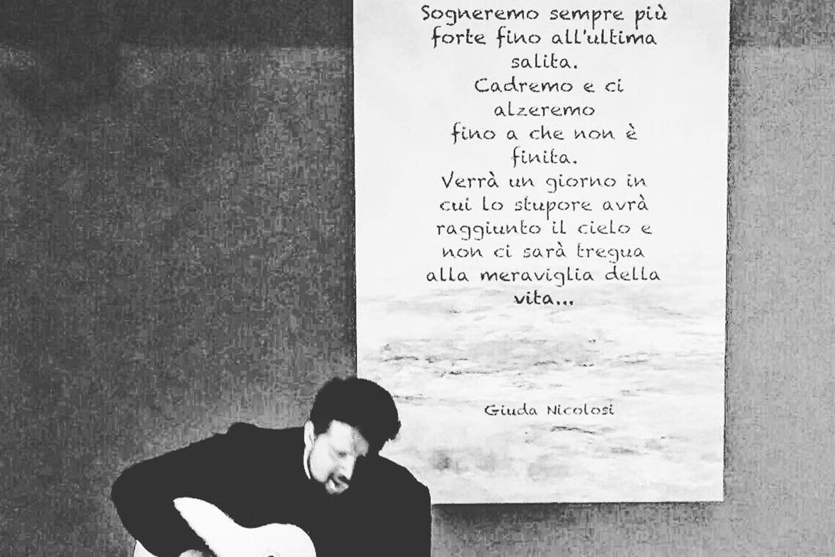 Giuda Nicolosi, webinar sul mondo della musica